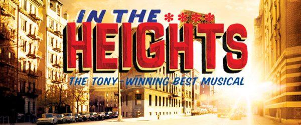 In The Heights - AOP (TEEN Cast) Sun 2/25/18