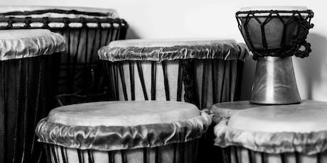 Edenbridge Djembe Drumming Workshops tickets