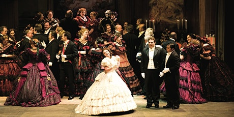 La Traviata: opera originale di Giuseppe Verdi con balletto - The original opera by Giuseppe Verdi with ballet tickets