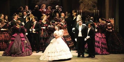 La Traviata: opera originale di Giuseppe Verdi con balletto - The original opera by Giuseppe Verdi with ballet