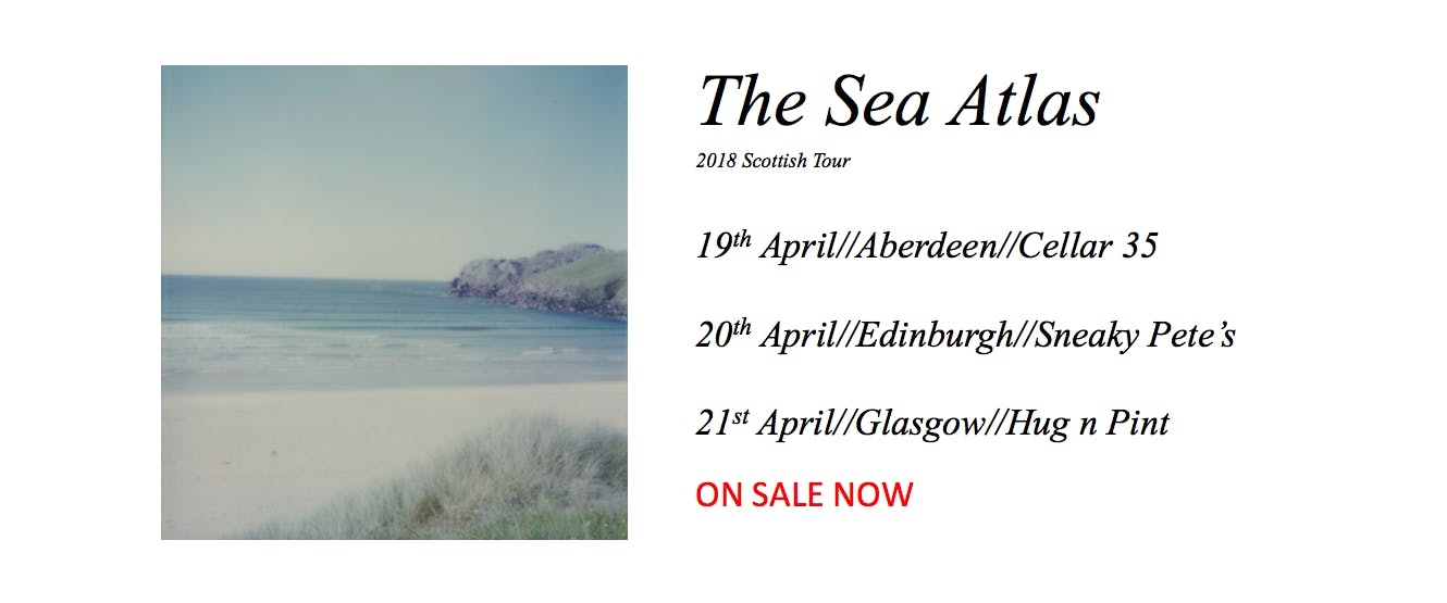 The Sea Atlas//Aberdeen//Cellar 35
