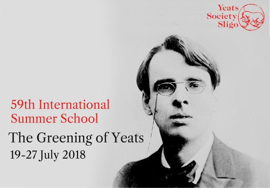 The 59th Yeats International Summer School 2018