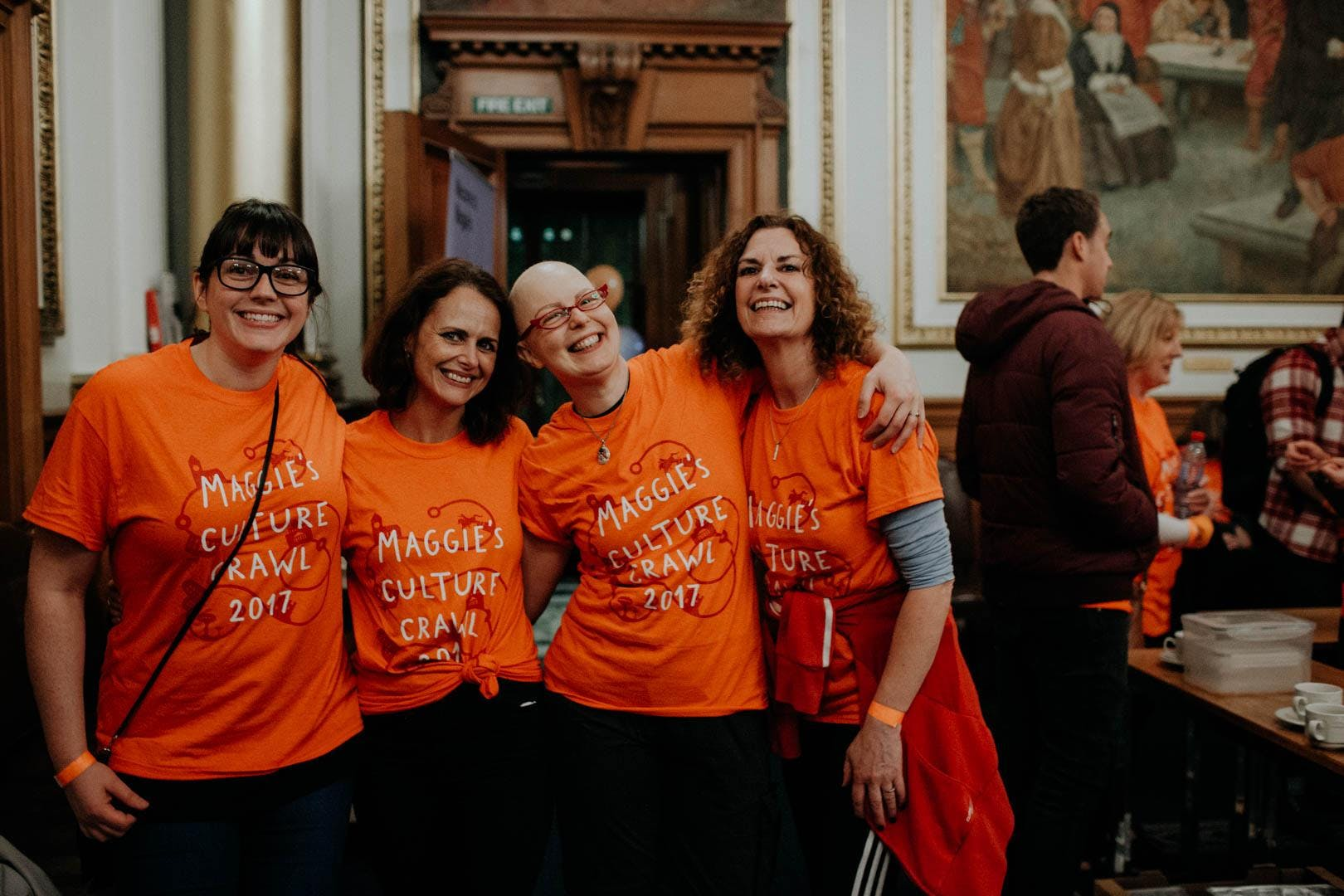 Maggie's Culture Crawl Edinburgh 2018