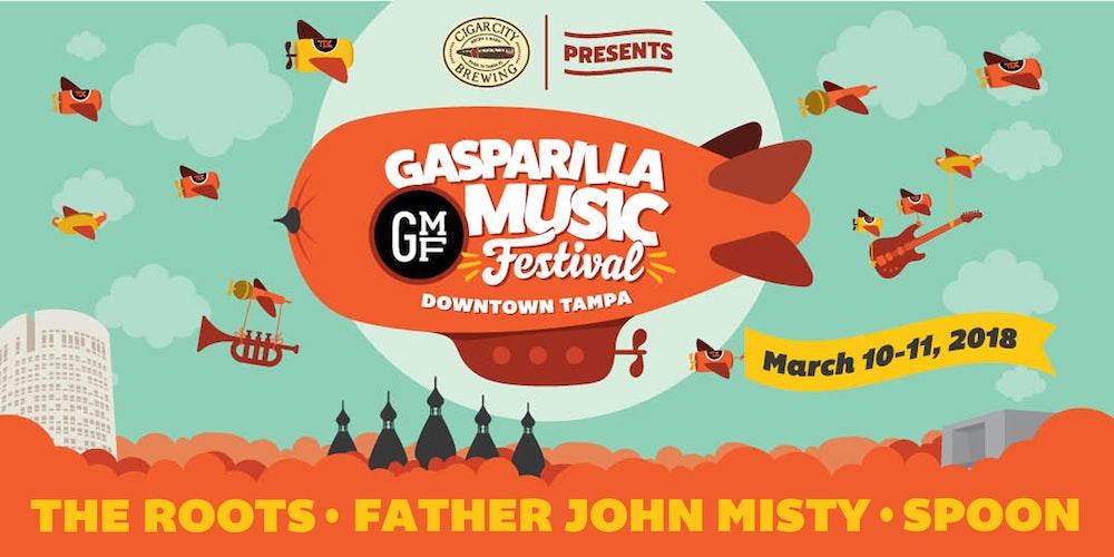 Gasparilla music festival 2018 tickets sat mar 10 2018 at 1130 gasparilla music festival 2018 tickets sat mar 10 2018 at 1130 am eventbrite sciox Images