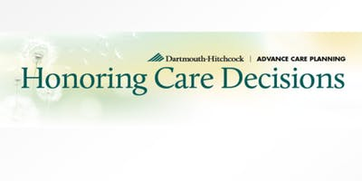 Advance Care Planning:  It\