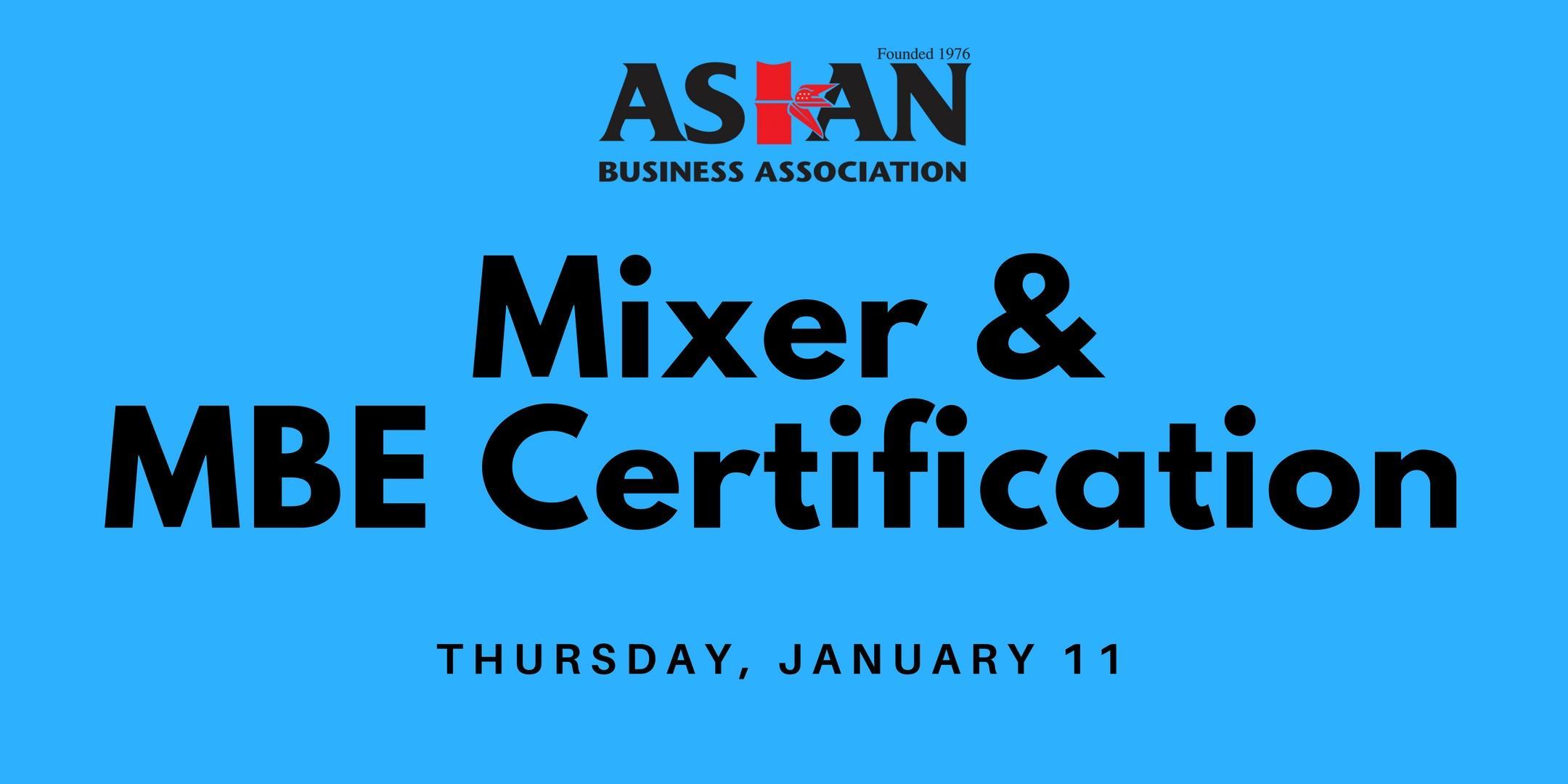 Mixer mbe certification metropolitan water district los mixer mbe certification xflitez Gallery