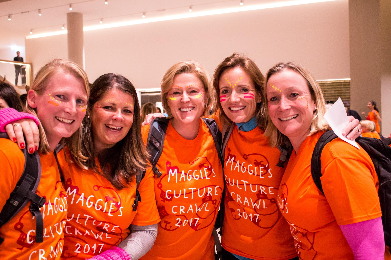 Maggie's Culture Crawl London 2018
