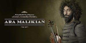 El Corral de Comedias Portátil de Ara Malikian en...