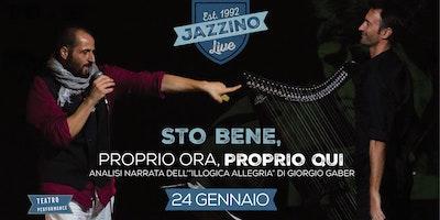 "Gerardo Ferrara & Roul Moretti/""Sto bene..."" Giorgio Gaber"