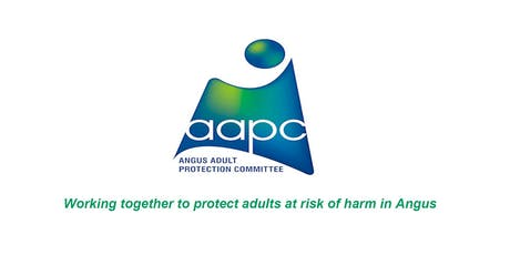Roles and Responsibilities in the Protection of Adults (Forfar) tickets