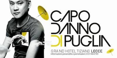CAPODANNO DI PUGLIA - Grand hotel tiziano Lecce