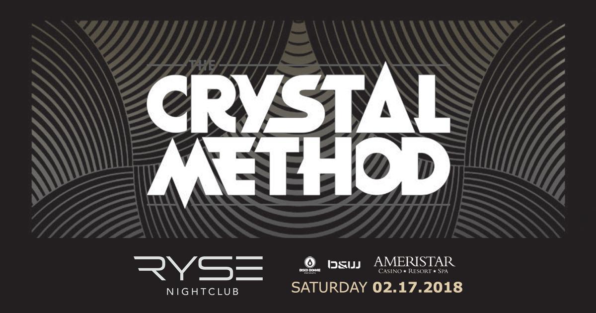 The Crystal Method - ST. LOUIS