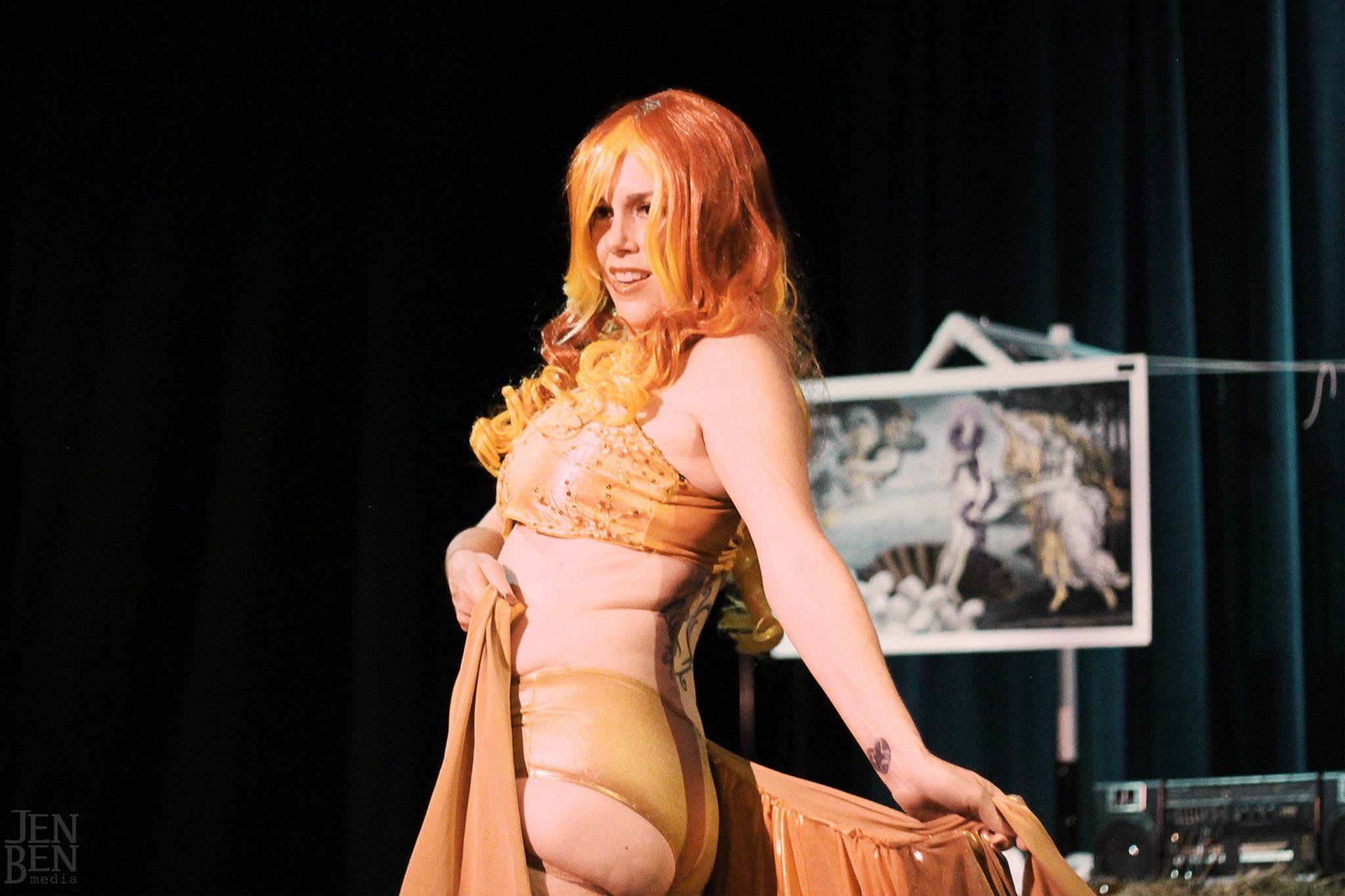 Love Your Body Burlesque 101 Series