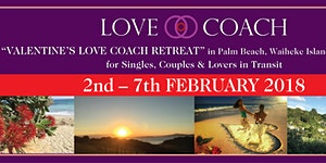 VALENTINE'S LOVE COACH RETREAT in Waiheke Island - New...
