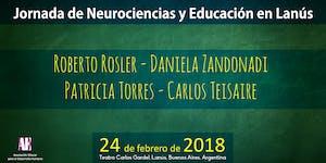 Jornada de Neurociencias y Educación en Lanús