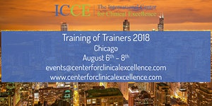 Training of Trainers 2018