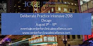 Deliberate Practice Intensive 2018