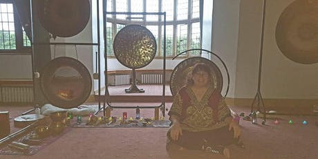 Gong Bath and Sacred Sound Meditation in Camden tickets