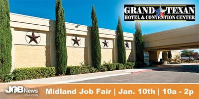 Jobnewsusacom Midland Oilgas Transportation Job Fair Midland Tx