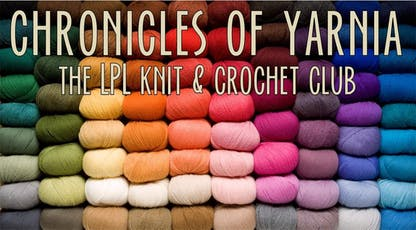 The Chronicles of Yarnia: A Knit & Crochet Club tickets