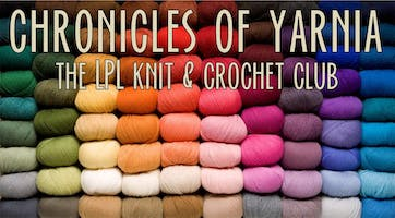 The Chronicles of Yarnia: A Knit & Crochet Club