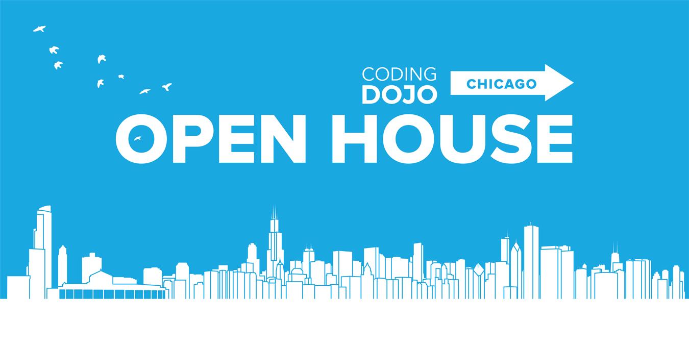 Chicago - Open House: Meet Coding Dojo!