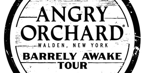 Angry Orchard - Barrely Awake Tour
