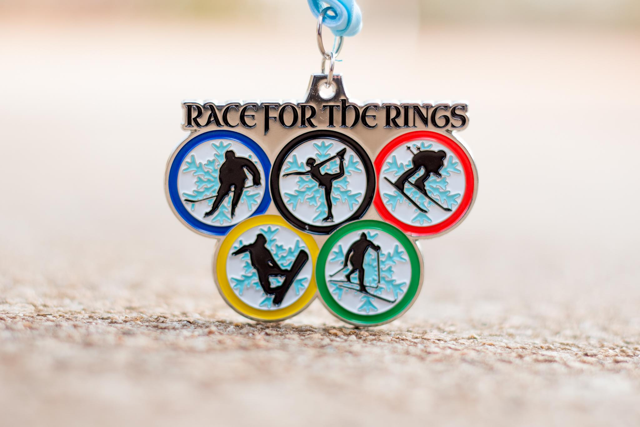 Race for the Rings 5K & 10K- Minneapolis