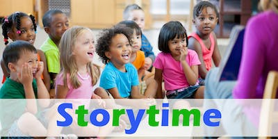 Storytime at the Bunbury City Library