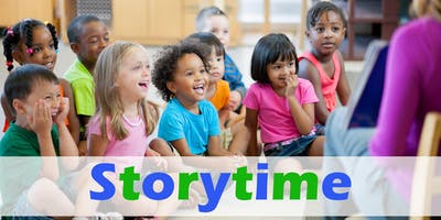 Storytime at the Withers Community Library