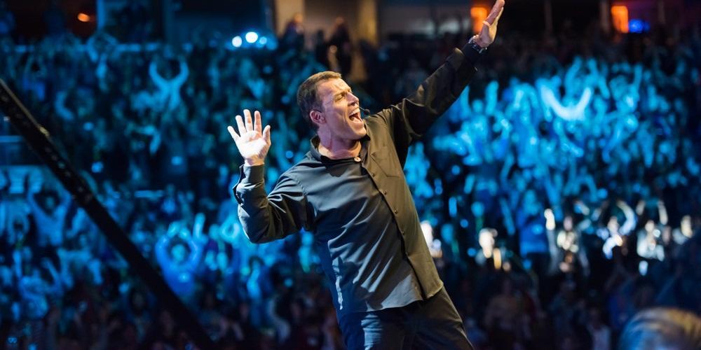 Lisbon - Free Tony Robbins' Unleash The Power