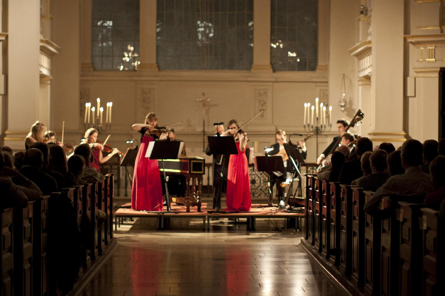 Bach - Brandenburg Concertos by Candlelight