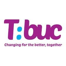 T:buc Events logo