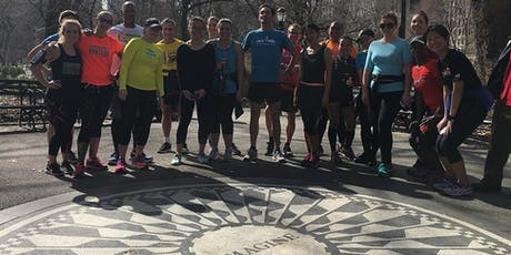 NYRR Central Park Running History Tour  tickets