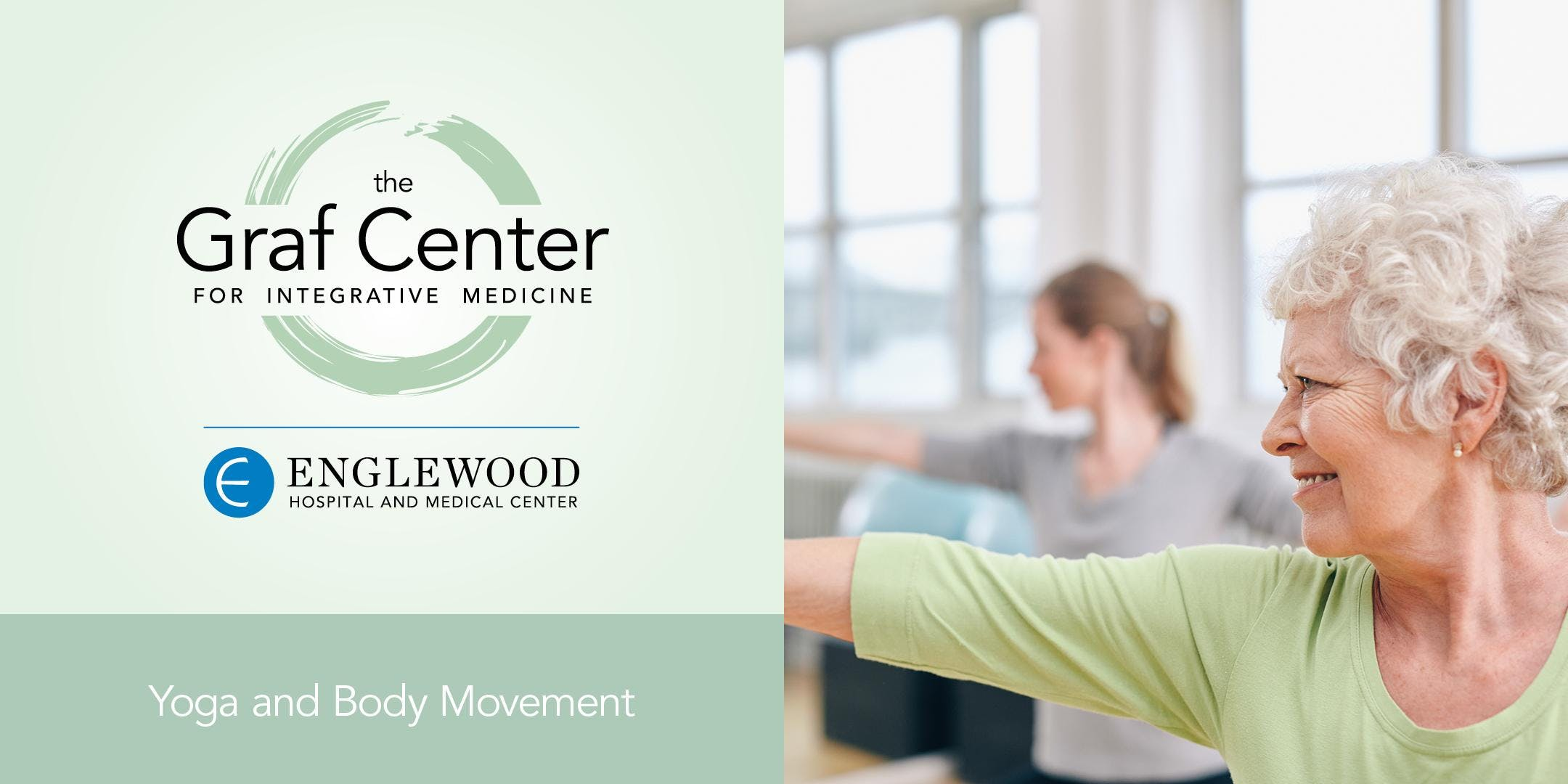 More info: Yoga for Cancer