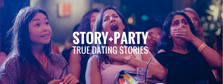 Story Party New Orleans   True Dating Stories