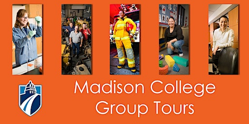 Madison College Group Tours for Middle School Students