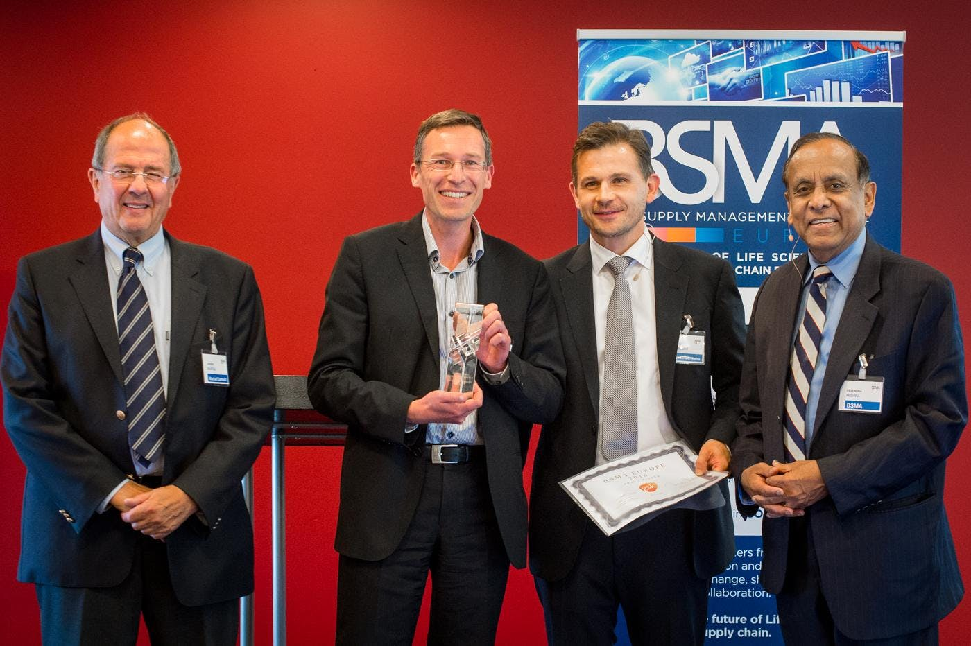 BSMA Europe 3rd annual conference