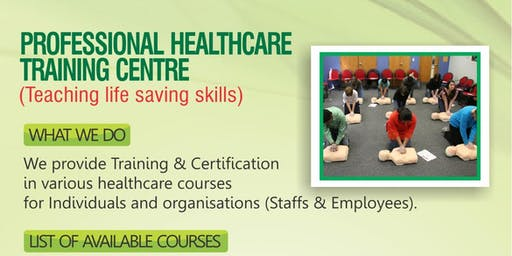 Basic Medical/Health Training (BLS,First Aid & Others)