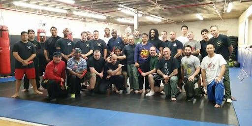 FREE Weapons Instructor Training Course Oct 19th, 2019 Saturday 12:30 pm to 3 pm
