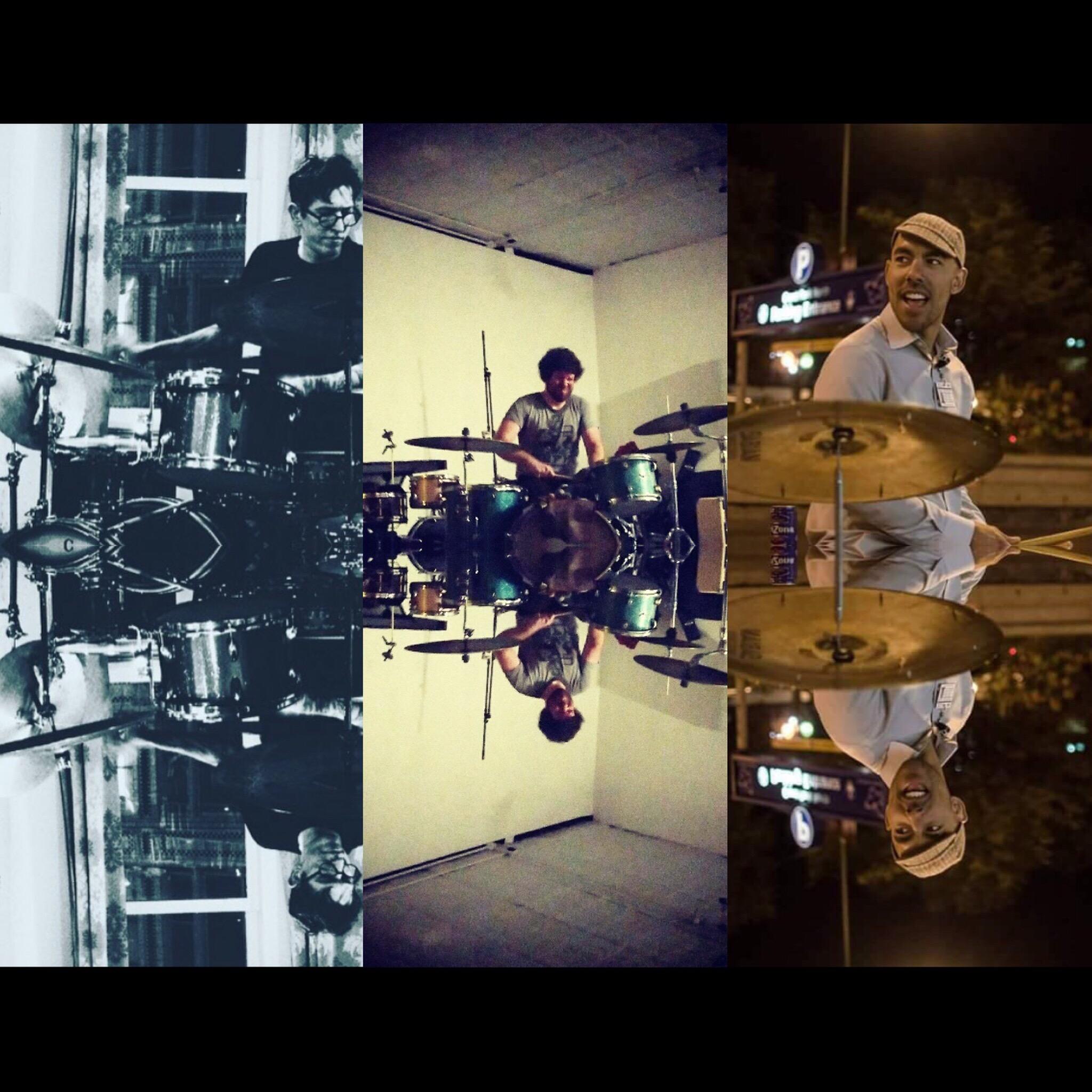 Mirrored series featuring Alvarez-Billington-Rowe