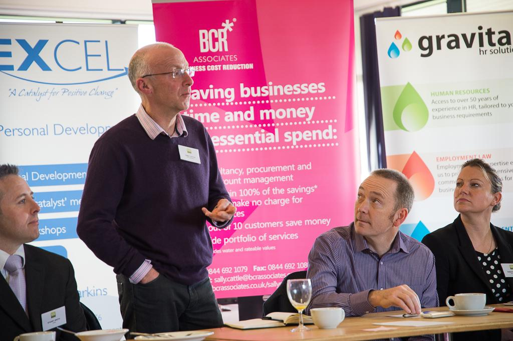 Connect Northampton™ Business Networking Breakfast Meeting