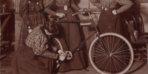 Women's Bicycle Maintenance Essentials Class Ivy City