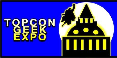 topcon geek expo