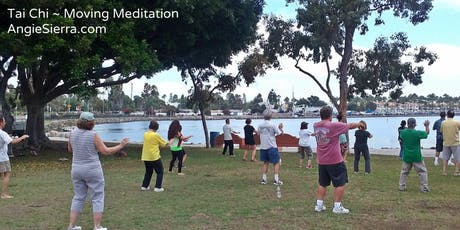 Long Beach - Free Beginners Tai Chi by the Water tickets