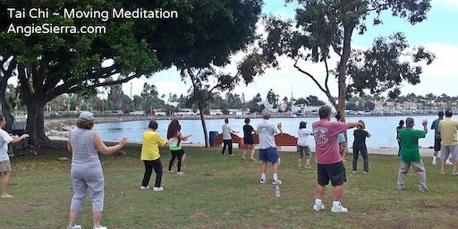 Long Beach - Free Beginners Tai Chi by the Water
