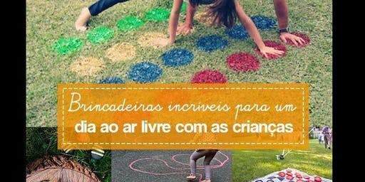 .:. Monitores Recreação Infantil