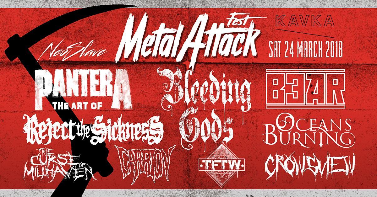 Metal Attack Fest