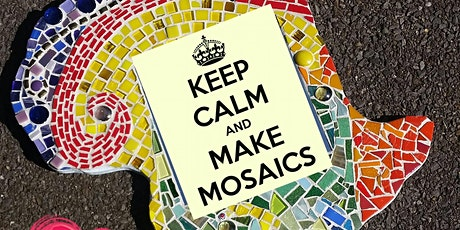 Beginners Mosaic Workshop Wednesday's tickets