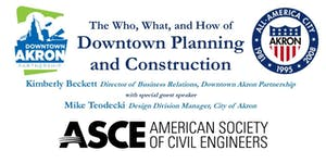 ASCE Akron-Canton Section January Meeting